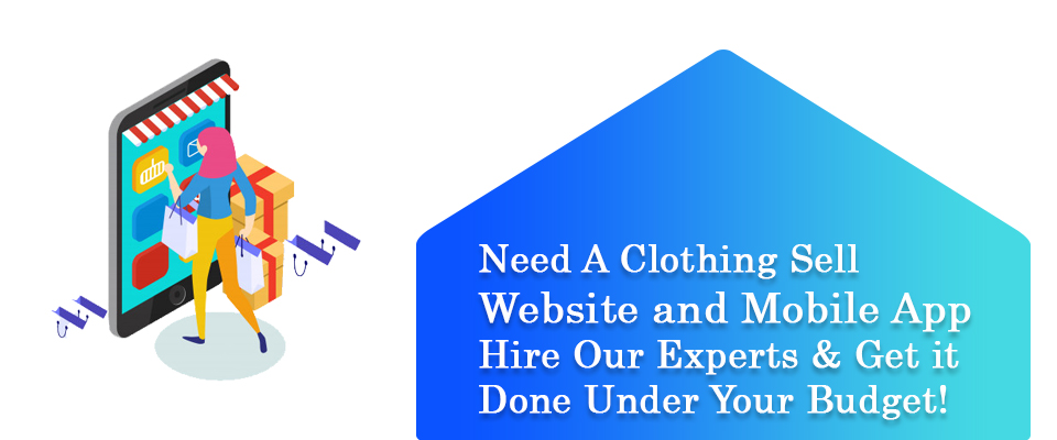 Online Clothing Website & App Developers