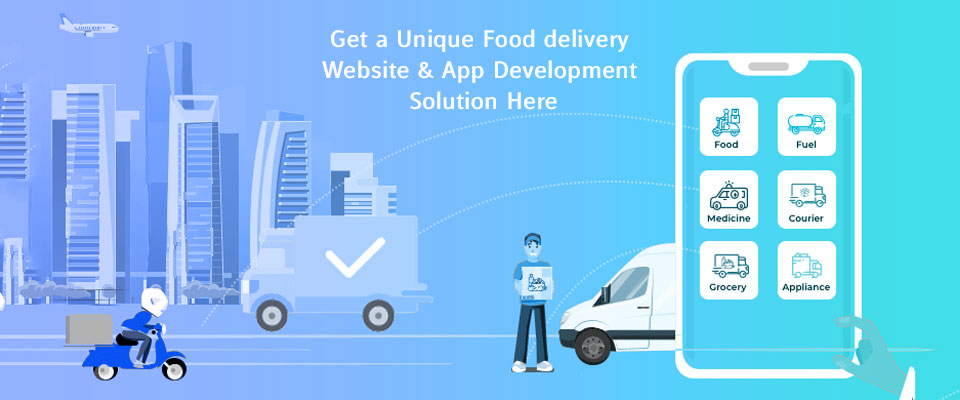 Food Delivery Website & App Development Companies