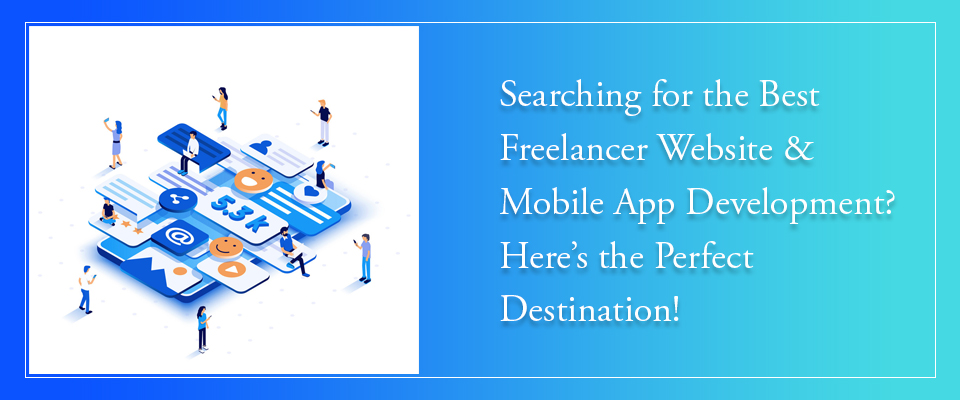 Freelancer Website & App Development Company
