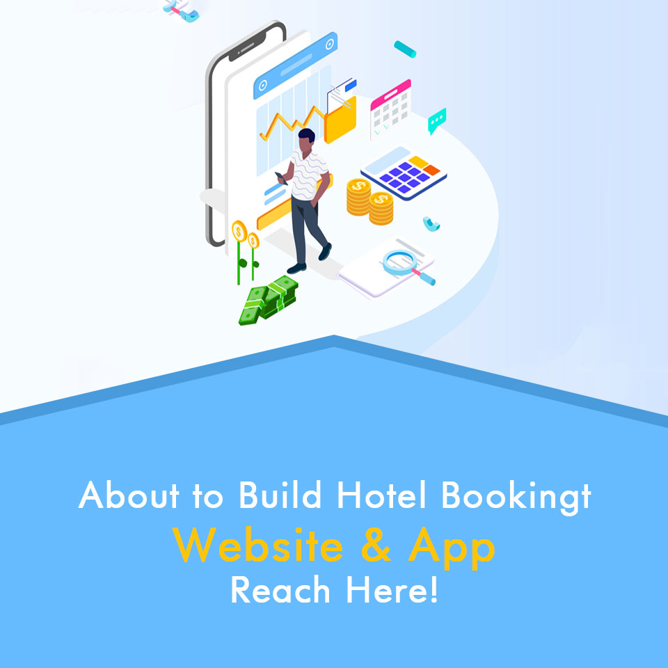 Hotel Booking Website & App Development Company