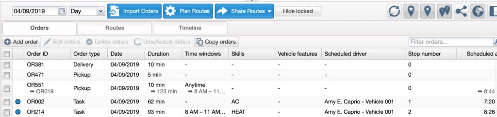 Route Optimization Software
