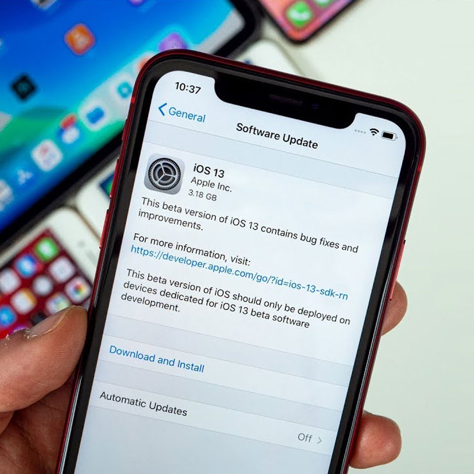 iOS App Development Firm