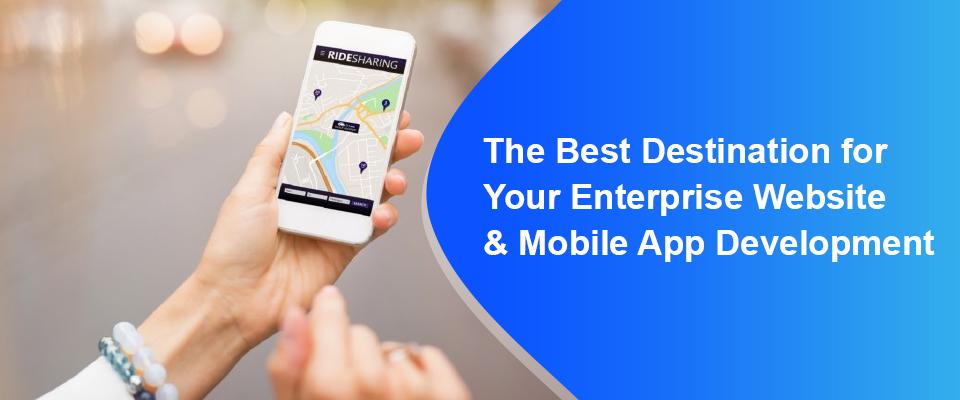 Enterprise Website & App Development Company