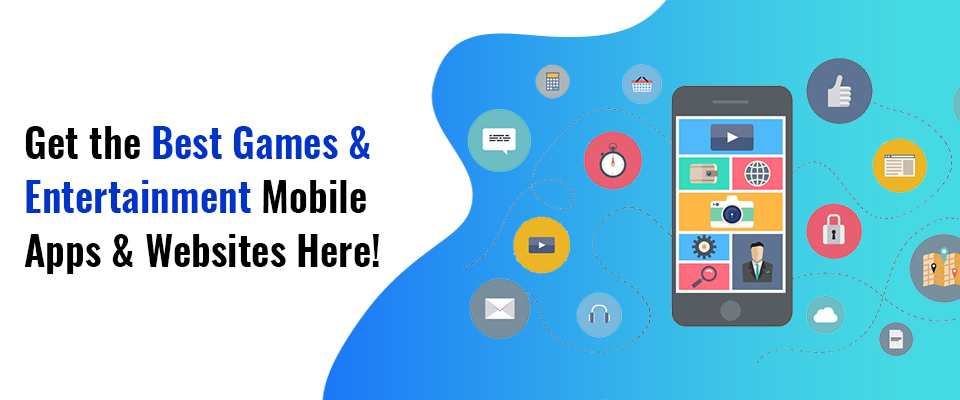 Game & Entertainment Apps & Website Development