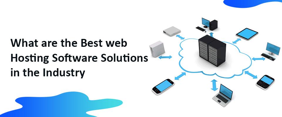 Best Web Hosting Software Company