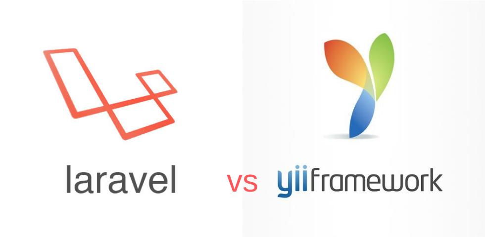 Laravel vs Yii