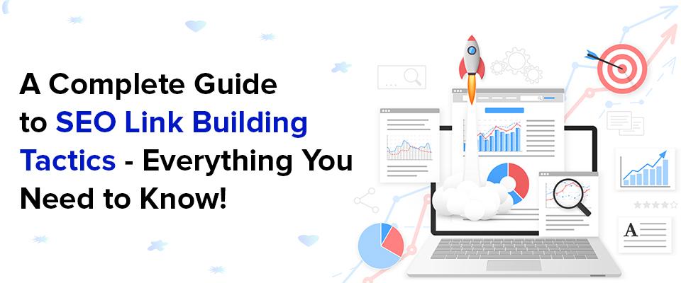 Link Building SEO Tactics