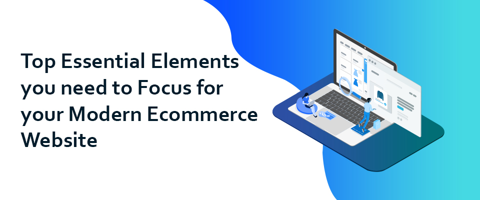 ecommerce Website Features