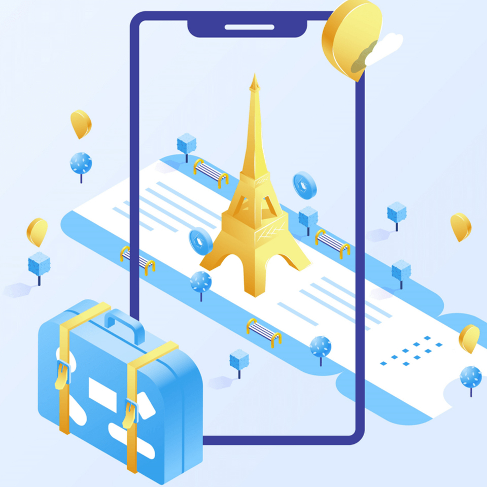 Mobile App For Travel Industry