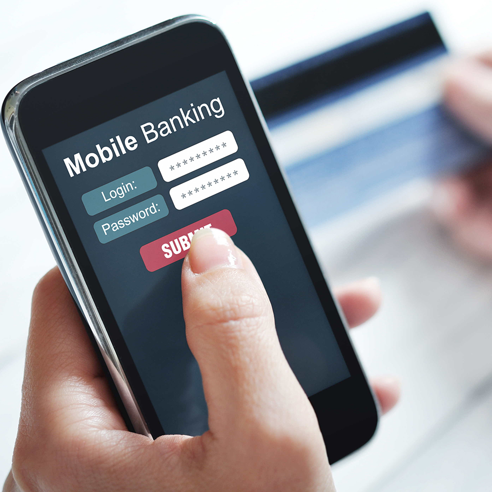 Banking and Financial Mobile App