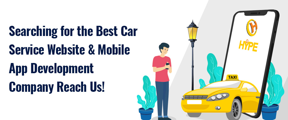 Car Service Website & App Development Company