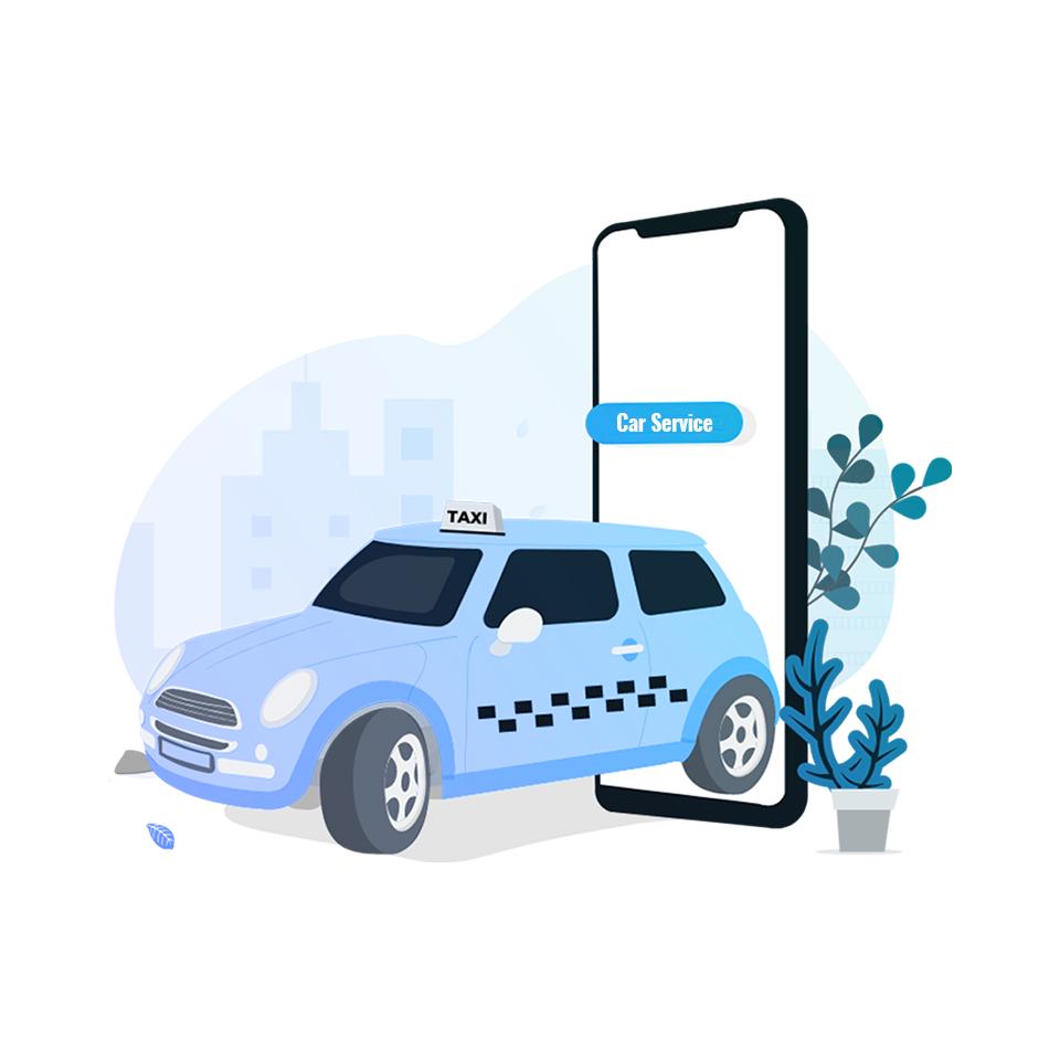 Car Service Website & App Development Company
