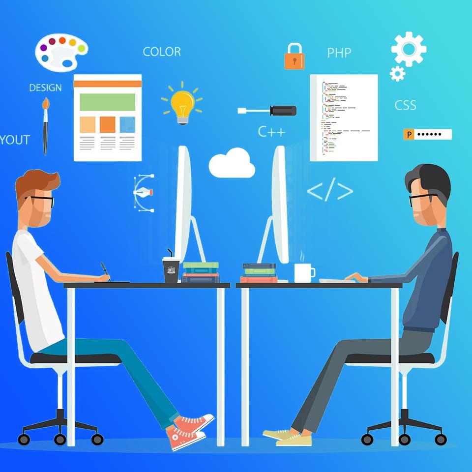 Hire Professional Web Designer