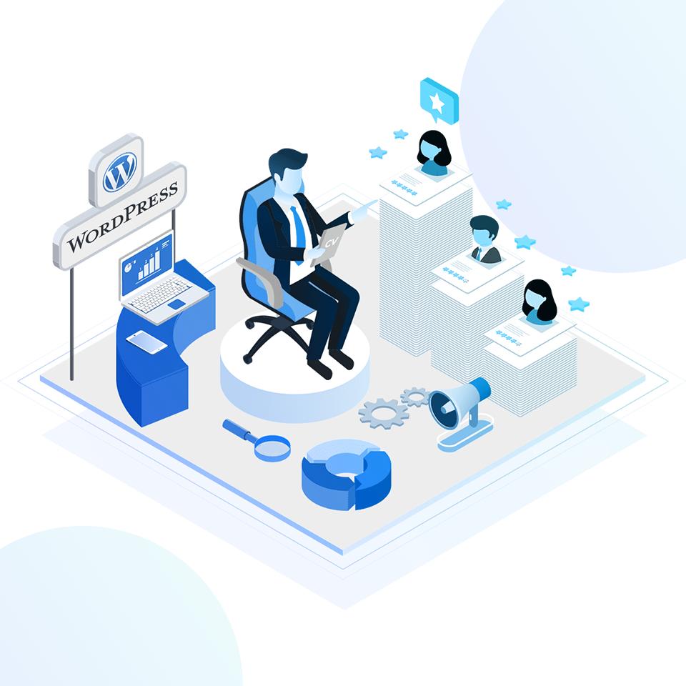 Mobile-friendly WordPress Development Company
