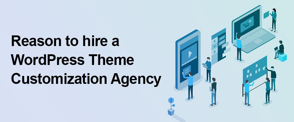 WordPress Theme Customization Company