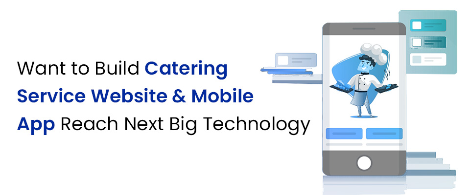 Catering Website & App Development Company
