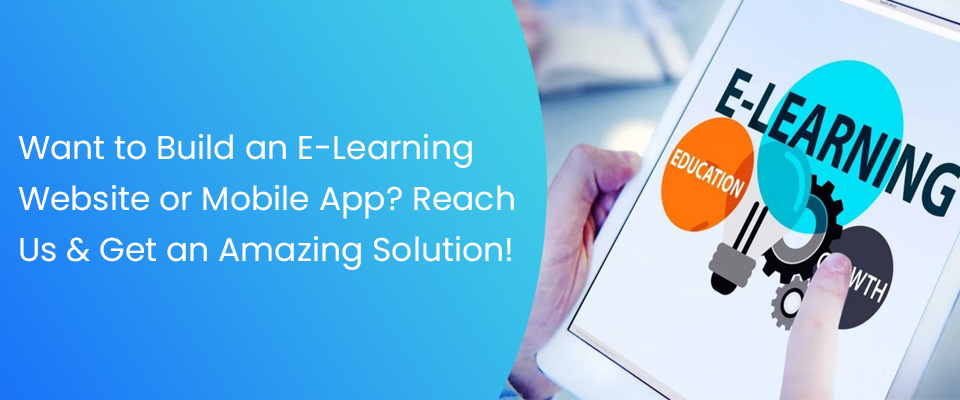 E-Learning Website & App Development Company