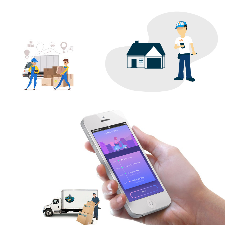 Movers & Packers Website & App Development Company