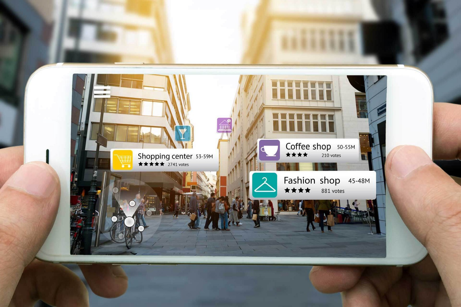 Augmented Reality Mobile Apps