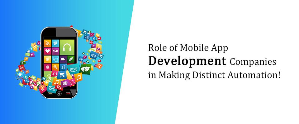 Enterprise Mobile App Solutions Company
