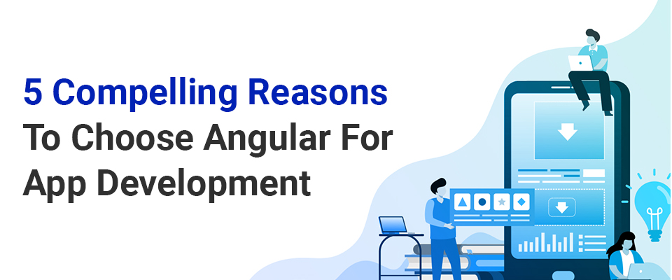 Angular App Development Company
