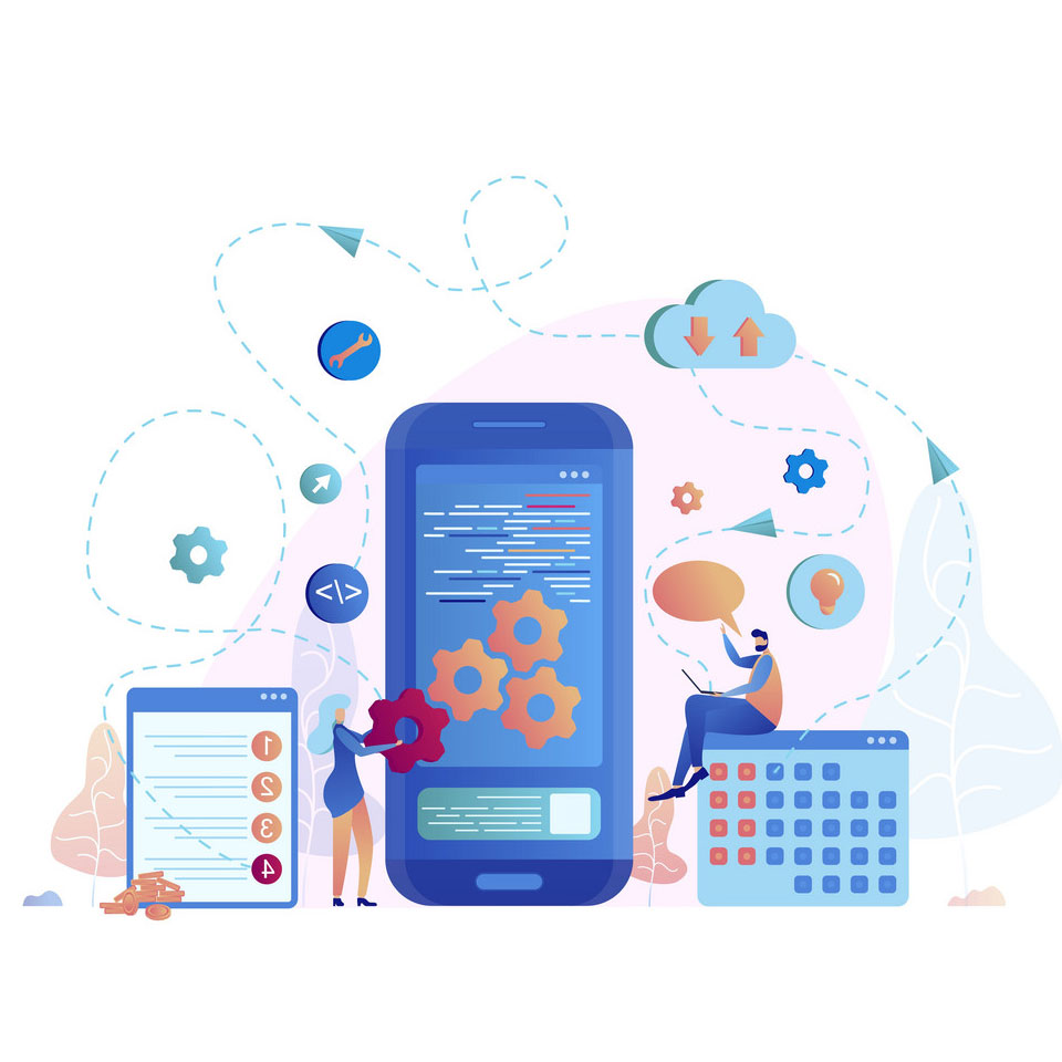 Repairing Services Website & App Development Company