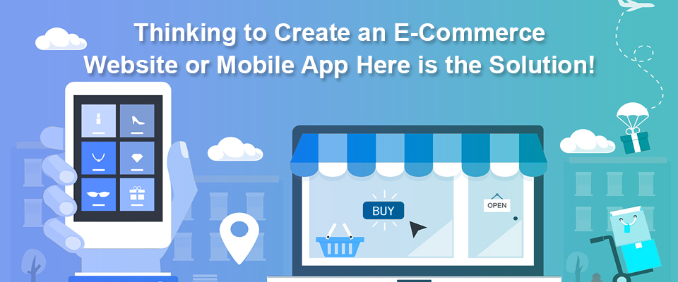 E-Commerce Website & App Development Company