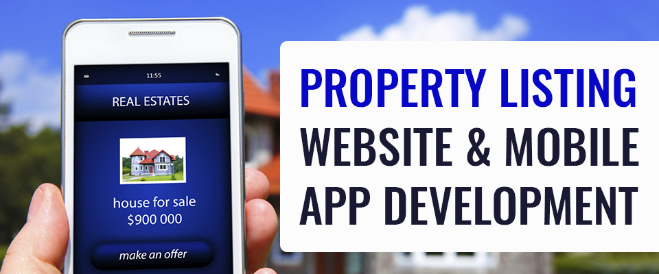 Property Listing Application