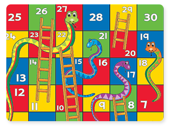 Snakes-&-Ladders