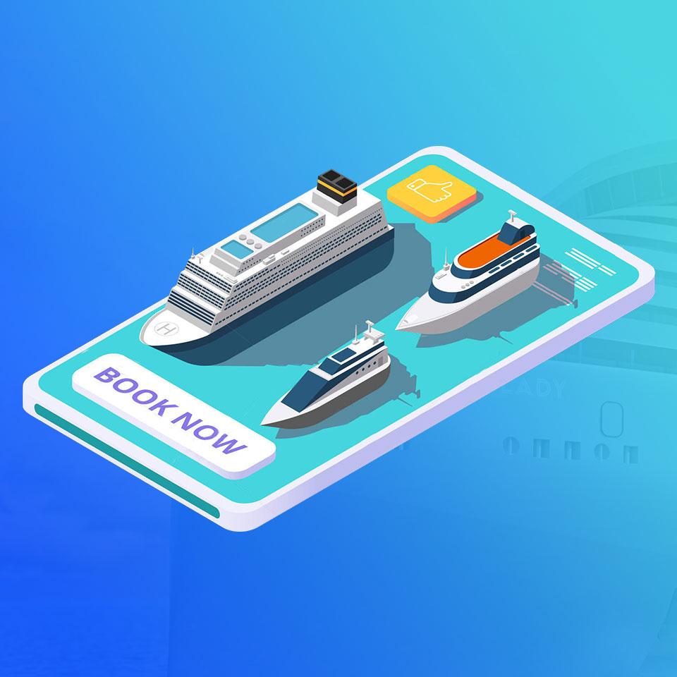 Cruise Booking Website & App Development Company