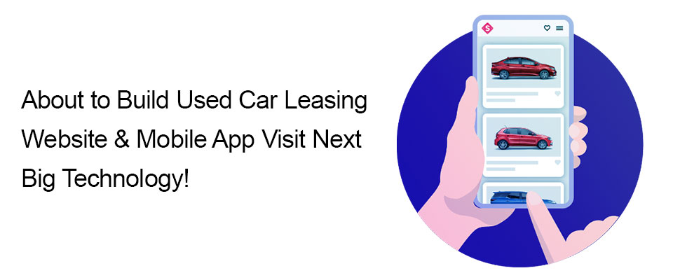 Used Car Leasing Website & App Developers