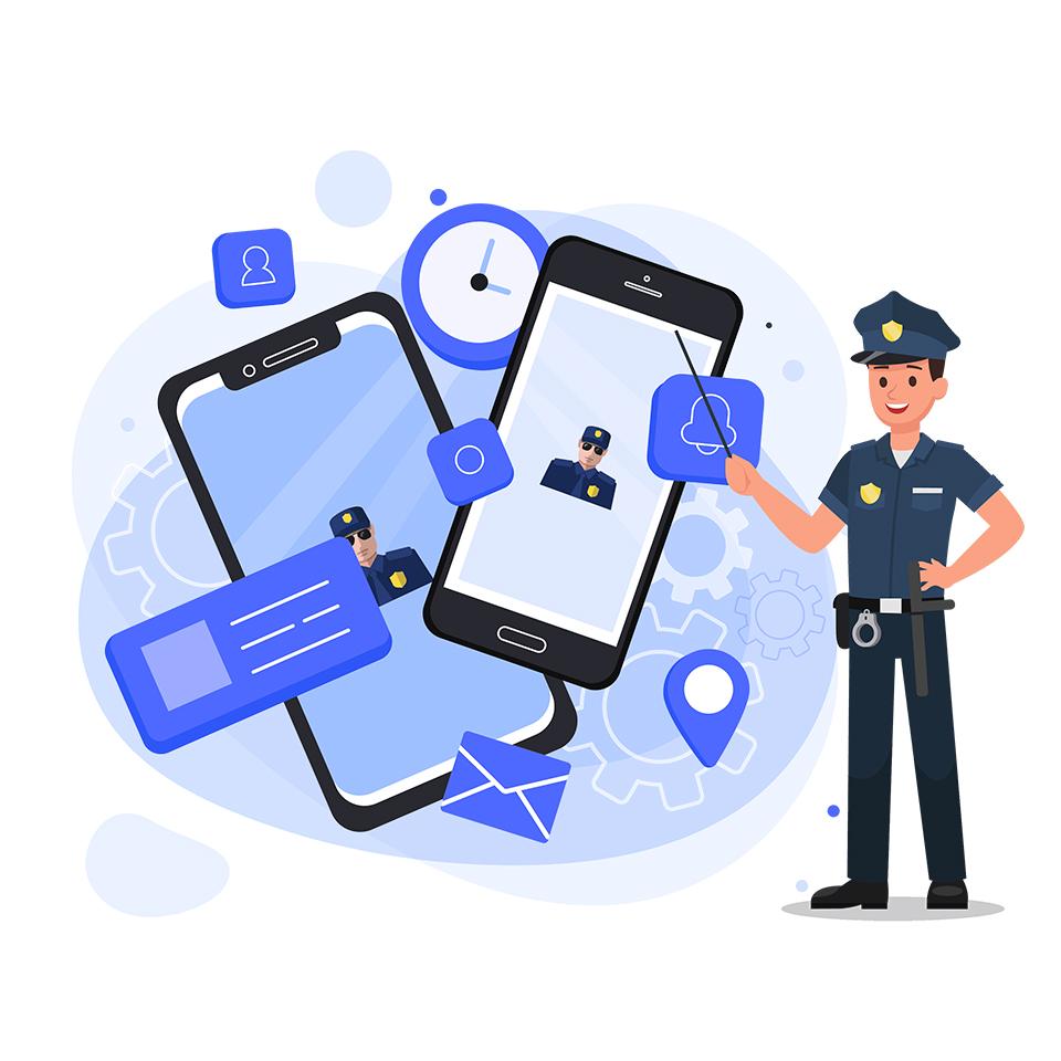 Security Guard App Development Company