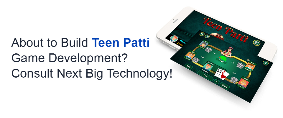 Teen Patti Game Development Company