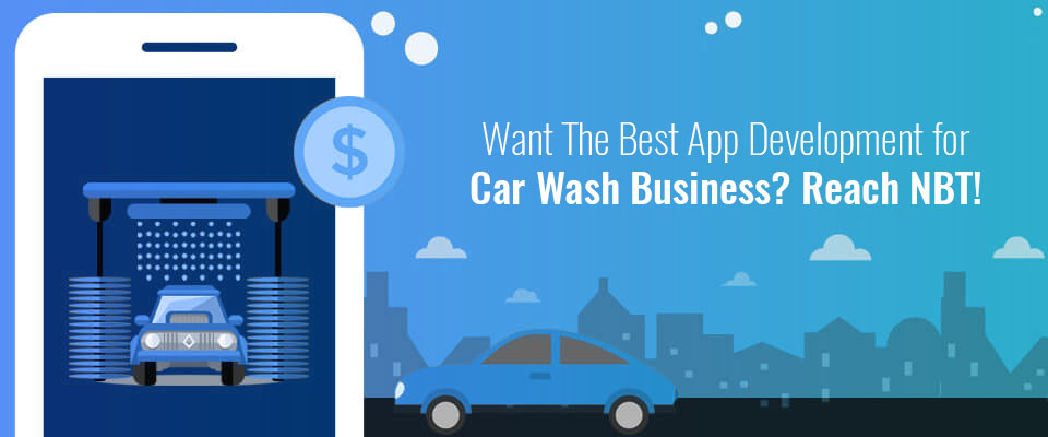Car Cleaning Services App Development