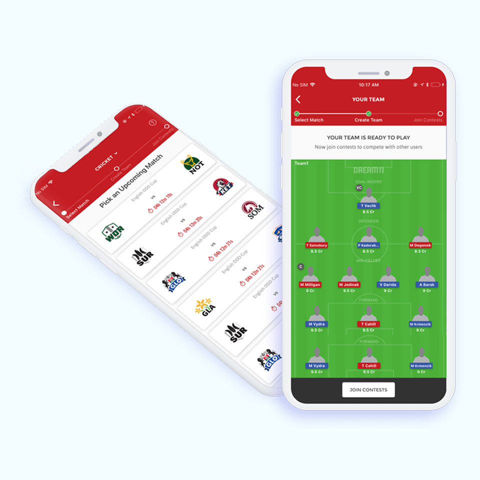 App Like Dream 11