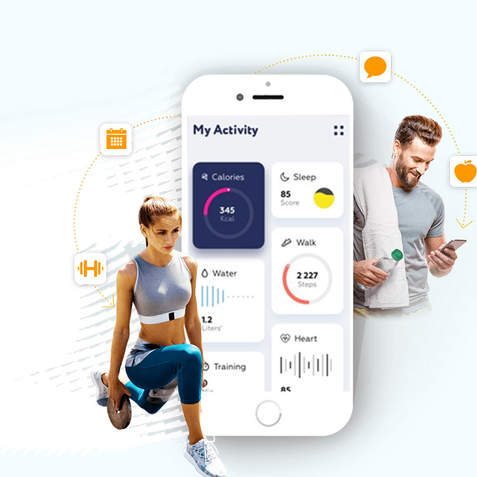 Online Health Coaching App Development