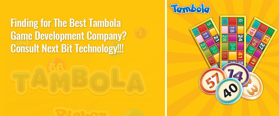 Tambola Game Development Company