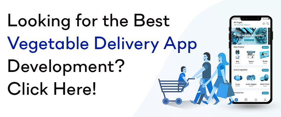 Vegetable Delivery App Development Company
