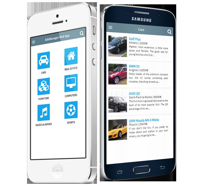 Classified Web&App