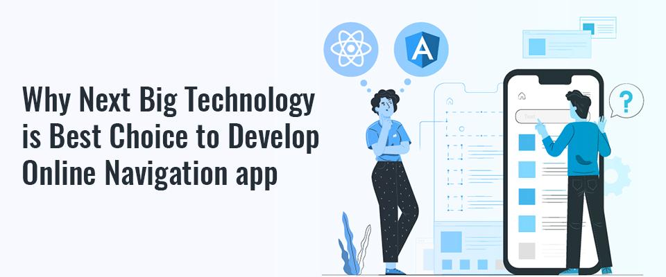 Navigation App Development Company