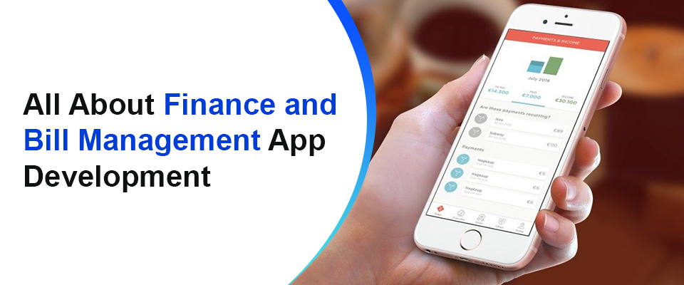 Finance App Development Company