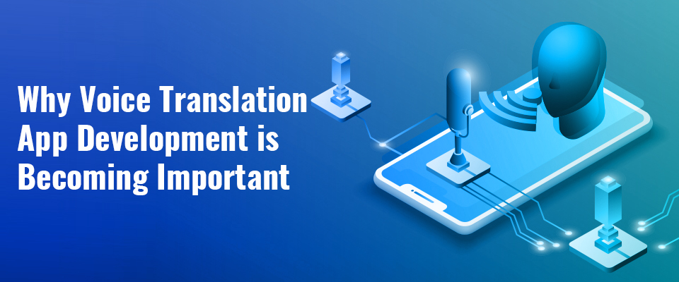 Voice translation