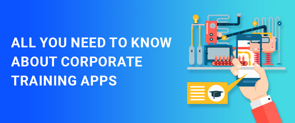 about corporate training apps