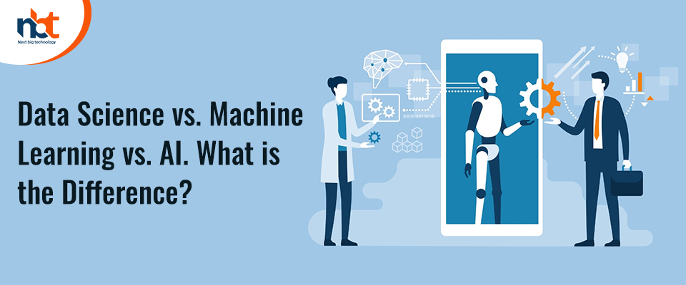 Data Science vs. Machine Learning vs. AI. What is the Difference?