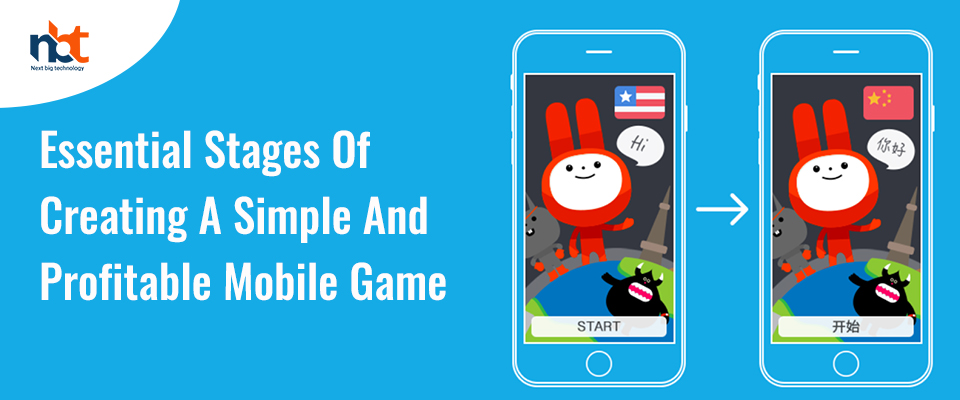 Essential steps to developing a mobile game application