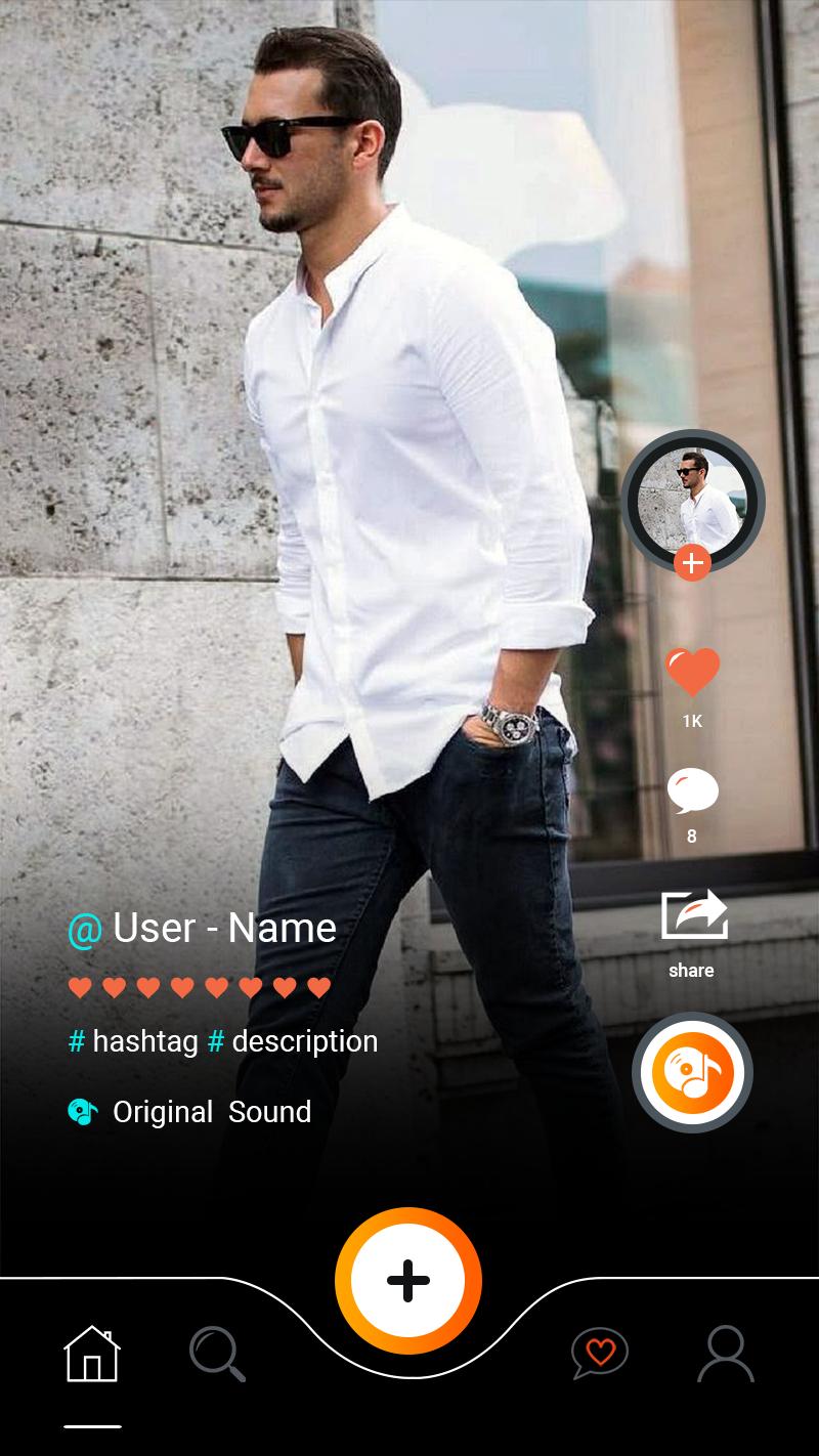 Video Sharing App Clone