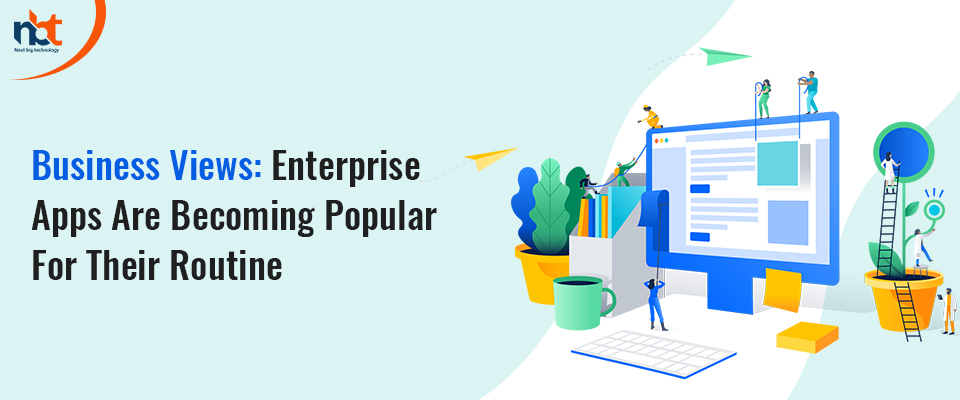 Why enterprise apps are popular
