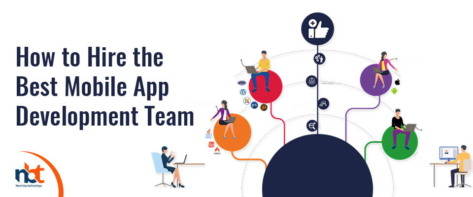 How to Hire the Best Mobile App Development Team