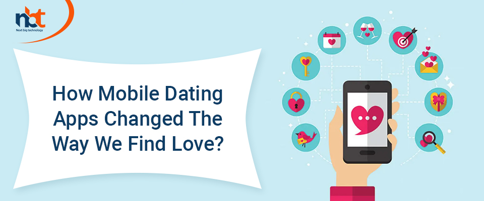 How Mobile Dating Apps Changed The Way We Find Love