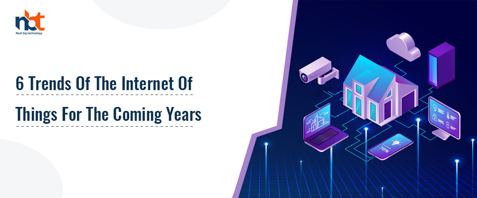 Top 10 IoT Trends for 2020 and Beyond